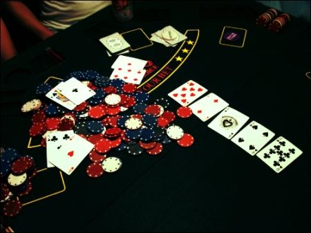 NLHE, texas holdem, fichas, poker artigos