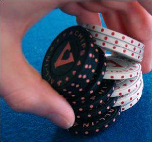 fichas pretas brancas poker poquer online truques