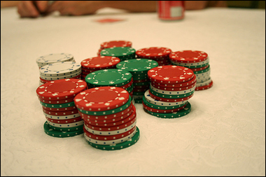 poker chips fichas