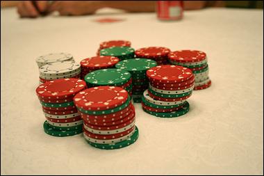 poker chips fichas