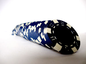 poker fichas azuis blue chips